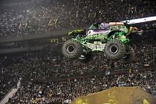 Grave Digger (in the air) POSTER 24 X 36 INCH