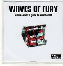 (CZ744) Waves of Fury, Businessman's Guide to Witchcraft - DJ CD