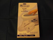 Spa Paraffin Wax Therapy Terry Cloth Mitt Bootie Liner