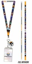 NYCC Comic Con 2017 Overwatch Ladies Of Overwatch Exclusive Lanyard NEW