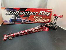 Action Kenny Bernstein Budweiser 2000 NHRA Dragster 1/24 Scale Diecast