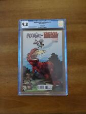 Moon Girl and Devil Dinosaur #13 1:25 Ferry Variant CGC 9.8 White Pages Disney+