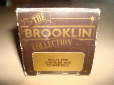 Véhicules miniatures Brooklin pour Chrysler