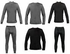 Omni Wool Men Base Layer Thermal Merino Wool Quick Dry Top or Bottom S M L XL 2X