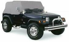 1976-2006 Jeep Wrangler Breathable Waterproof Cab Cover YJ TJ CJ 7 76-06