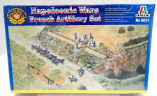 ITALERI 1/72 Napoleonic Wars FRENCH ARTILLERY SET 6031 Cannons More SEALED