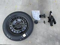 "2011 - 2020 DODGE CHRYSLER 300 / CHARGER / CHALLENGER 17"" SPARE TIRE w/JACK KIT"