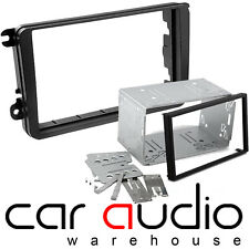 Autoleads DFPK-17-03 Skoda Roomster 2006 Car Stereo Double Din Fascia & Cage Kit