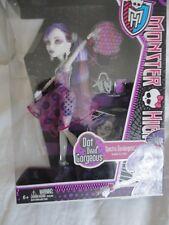 Monster High Dot Dead Gorgeous Spectra Vondergeist Doll ,NIB 2011