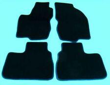 Passform-Velours-Fußmatten für Alfa Romeo 156  Autoteppiche in schwarz