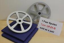 Tonbandspule 22 cm für Sony, Akai, Grundig, Teac , 1 Paar , Art-Nr.LP-21-S