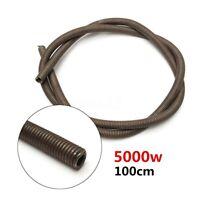 "2pcs 100cm Kiln Furnace Heating Element Resistance Wire 220V 5000W 39.3"" 6.4mm"
