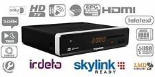 Skylink Ready THOMSON THS 813 HD IRDETO