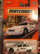 "2021 Matchbox ""Chevy Caprice Classic"""