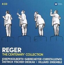 The Centenary Collection Collector's Edition 8 CD Reger Max