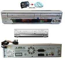 Funai DRV-B2737 VCR VHS DVD Combi Combo Converter Recorder,EXT SKY SCART RECORD