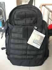 5.11 Tactical Backpack, Rush 72, Black , New With Tag