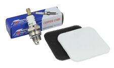 Filtro dell'aria, candela, Service Kit Set Si Adatta a Stihl HS80, HS85, HS74, HL75, HL75K