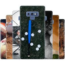 Dessana Baseball TPU Silicone Protective Cover Phone Case for Samsung Galaxy
