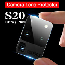 For Galaxy S20 Ultra S20+ S20 Camera Tempered Glass Lens Protector Cover 3Pcs