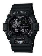 Mens Casio G-Shock Solar Powered Black Strap Black Dial Wrist Watch GR-8900A-1