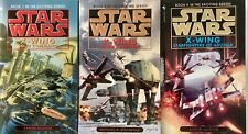 Star Wars  X - Wing Solo Command Isard's Revenge Star fighters Of Adumar Novels