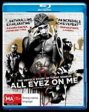 All Eyez On Me (Blu-ray, 2017)