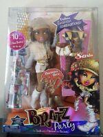 "Bratz Dolls - 10th Anniversary Party "" Sasha"" Fashion Doll"