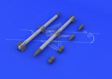 1/48 EDUARD BRASSIN AIM-120C AMRAAM
