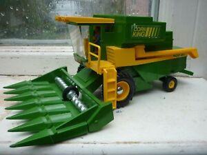 Britain's Farm Corn King Combine Harvester