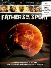 Fathers of the Sport, NBA History  Basketball NEW DVD CHAMBERLAIN BRYANT