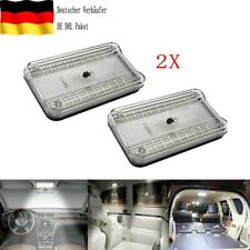 2stk 36 LED Dachleuchte Innenraum Beleuchtung Auto Dachlampe Leuchte 12V TN-DHL