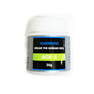 SHIMANO ACE2 DG04 Baitcasting Reel Gear & Drag Grease Greaser