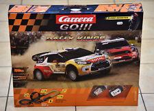 Pista Macchinette  Carrera GO!!! RALLY KINGS - no pista polistil