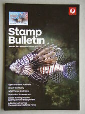 Australia Post Stamp Bulletin Issue No. 330 Sep - Oct 2014 Things That Sting