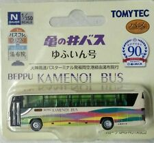 1/150 N scale TOMYTEC The Bus Collection - BEPPU KAMENOI BUS
