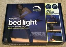 My light.me Bed light: complete dimmable led kit Motion Activated In Darkness