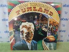 Bram Tchaikovsky, Funland, Arista AB 4292, 1981, SEALED, Power Pop/New Wave/Rock