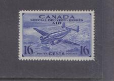 CANADA-1942-16c AIR MAIL EXPRESS-SG S 13-MUH-$10-freepost