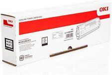 1 x Oki Black Original OEM Toner Cartridge MC853, MC873, MC883 - 7000 Pages