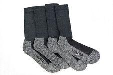 Head 4-Pack Power Fushion High Cushion Socks (Gray Color)