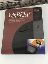 Ikon Office Solutions WinBeep Wireless Messaging Software Microsoft 3.1x and 95