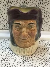 Porcelain/China Multi Character/Toby Jug Royal Doulton Porcelain & China