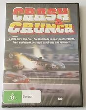 CRASH & CRUNCH DVD BRAND NEW
