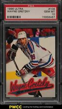 1996 Ultra Hockey Wayne Gretzky #106 PSA 10 GEM MINT