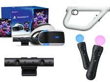 Psvr PlayStation VR Worlds Console with Accessories,  Aim controller and 6 game