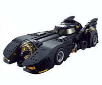 LEGO COM. MATTONCINI BATMOBILE BATMAN MOVIE AUTOMOBILE FILM SUPER HEROES NUOVA