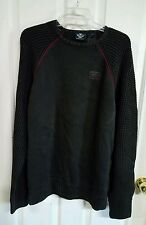 NEW Harley Davidson Men's Knit Sweater, Black, Size XL, #83