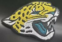 Jacksonville Jaguars NFL~Embroidered Iron On Logo Patch~Free Shipping From USA~