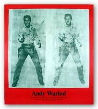 ART PRINT Double Elvis Andy Warhol